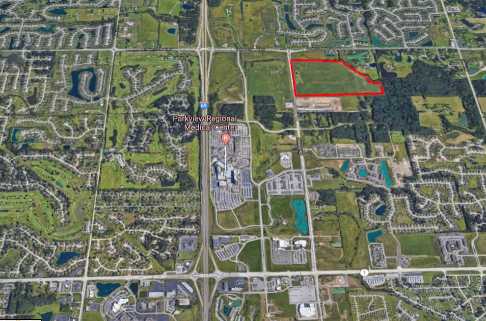 Vacant Land For Sale 12328 Diebold Rd Xplor Commercial